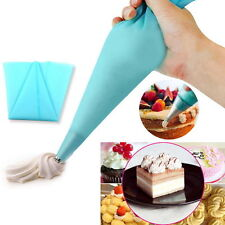 Silicone Plate Paint Pen Cake Cookie Pastry Cream Chocolate Decorating Bag