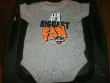 Houston Dynamo MLS Soccer Futball Bodysuit Romper Baby 18m (B162)