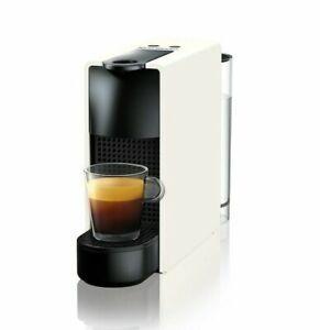 Nespresso Essenza Mini C30 Capsule Coffee Machine (White)