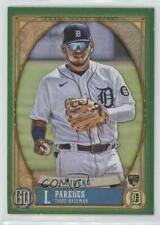 New listing 2021 Topps Gypsy Queen Green Isaac Paredes #87 Rookie