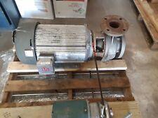 Ingersoll Dresser D824 4x3x6 Centrifugal Pump 20 Hp 230/460V Stainless Steel