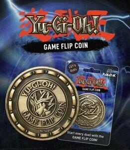 Yu-Gi-Oh! Flip Coin neu OVP Offiziell lizenziert von Konami