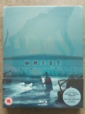 THE MIST 2-disc Blu-ray Steelbook UK Region-B Locked New Sealed STEPHEN KING!!
