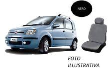 SET FODERE FODERINE COPRISEDILE SU MISURA PER PANDA 2003-2011 COLORE NERO