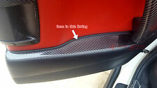 SPORT REAL CARBON FIBER REAR DOOR ARMREST TRIM FOR MAZDA RX8 SE3P 13B MAZDASPEED