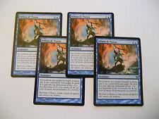 4x MTG Rifiuto di Thassa's Rebuff Magic EDH Figli degli Dei BOG ITA-ING x4