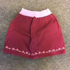 Schöner Rock Röckchen Mädchen bordeau rosa Bündchen H&M - Größe 116 100% Cotton