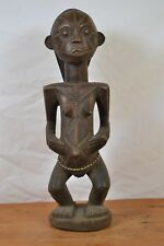 African tribal art, tabwa statue from DRC.