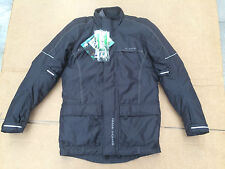 "FRANK THOMAS Mens Textile Motorbike / Motorcycle Jacket UK 36""- 38"" Chest"