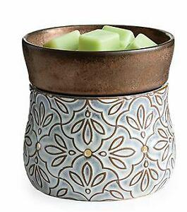 Bronze Floral 2-in-1 Deluxe