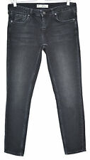 Topshop Low Rise Jeans Women's Stonewashed