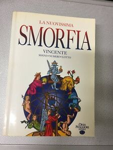 LIBRO LA NUOVISSIMA SMORFIA VINCENTE SOGNI NUMERI LOTTO ORSA MAGGIORE 1994