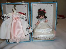 Madame Alexander Honeymoon Scarlett Doll w/Trunk,Clothes, and Accessories