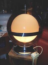 5VINTAGE TABLE LAMP SPACE  AGE .JOE COLOMBO ,60, 70