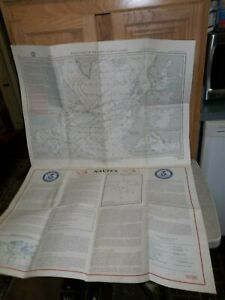 1990 PILOT CHARTS OF NORTH ATLANTIC OCEAN