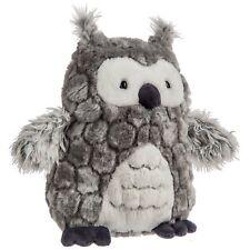 """Mary Meyer FabFuzz Smokey Owl Large Soft Toy, 12"""""""