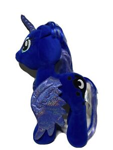 Build A Bear BAB My Little Pony PRINCESS LUNA Moon Stuffed Plush