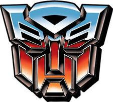 Transformers Movie Autobot Shield Logo Chunky 3-D Die-Cut Magnet NEW UNUSED
