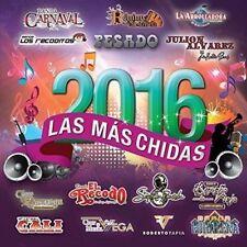 Various Artists - Mas Chidas 2016 [New CD] sealed