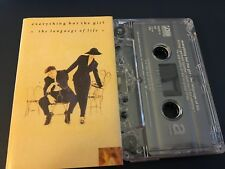Everything But the Girl The Language of Life 1990 US Cassette - Very Rare
