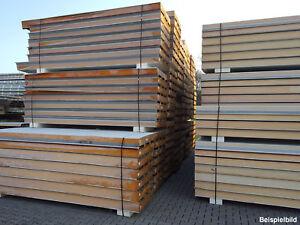 195 mm Sandwichplatten Dachplatten Thermodach Isoplatten - 2. und 3. Wahl