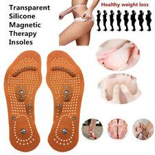 1 Paar Magnetfeldtherapie Bunion Fußschmerzen Healing Shoe Einlegesohle