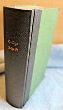 Die heilige Schrift. Die Bibel Luthertext Gedruckt Cöln 1855 Rarität/Theologie