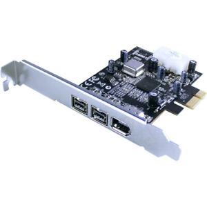 Vantec UGT-FW210 3-port PCI Express FireWire Adapter