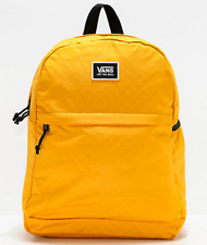 Vans Pep Squad Mango Mojito Yellow Laptop Carry 23L Backpack Bag