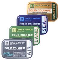 Duke Cannon Solid Cologne Air, Bourbon, Land, or Sea 1.5 oz