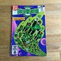 1981 DC COMIC BOOK TALES OF THE GREEN LANTERN CORPS 3 THEY SOAR UNITED TRIUMPH