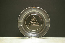 VINTAGE GE 'GENERAL ELECTRIC' ACCENT ON VALUE GLASS ASHTRAY