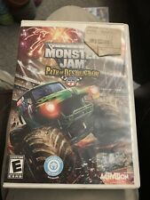 Monster Jam: Path of Destruction (Nintendo Wii, 2010)