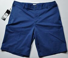 NEW! Adidas Clean Casual Shorts Blue sz 34