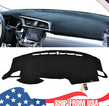 Dashmat Dash Cover For Honda Civic 2016-2018 Mat Dashboard Pad Car Carpet