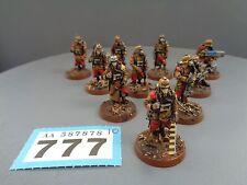 Warhammer 40,000 Astra Militarum Forge World Death Afrikakorps Krieg Squad 777/878
