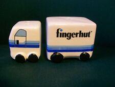 Fingerhut Truck  Salt and Pepper Shakers