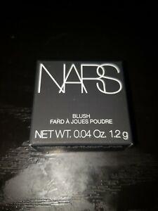 Nars Orgasm Blush Mini Size 0.04 oz / 1.2 g