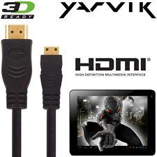 Yarvik GoTab, Xenta, Luna, TAB310, 7, 8 Android Tablet PC HDMI Mini TV 5m Cable