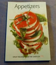 Appetizers: Great Recipes from the Chefs of Food Editore (2005,PB) 144 pages