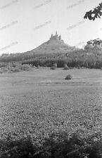 Negativo-Castello austro-Hechingen-ARCHITETTURA-PANORAMA - 1930er anni - 2