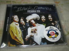 """THE BLACK CROWES - """"PITTSBURGH 98"""" 1CD"""