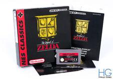NES Classics / The Legend Of Zelda Boxed - Nintendo Game Boy Advance GBA PAL