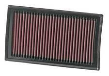 33-2927 K&N Air Filter fits RENAULT CLIO III 1.2/1.5/1.6/2.0 Sport Trophy Turbo