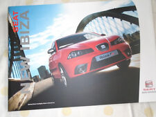Seat Ibiza range brochure Jun 2007
