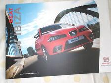 Seat Ibiza range brochure Jun 2007