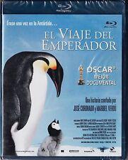 EL VIAJE DEL EMPERADOR.  BLU-RAY. Tarifa plana (España) en envío, 5 €.