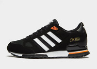 NEW IN! Adidas ZX 750 Mens Trainers Black Orange White Limited Edition All Sizes