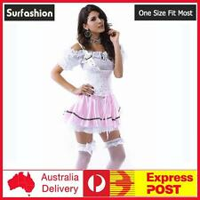Sexy Adult Halloween Bavarian Beauty Maid Costume S M L size #8494
