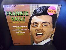 FRANKIE VALLI Charlie Francis Barbara Brown The Buggs LP Premier SEALED